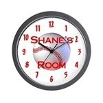 Personalized Bedroom Wall Clock