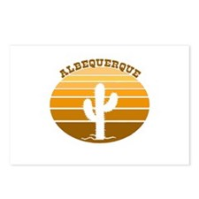 Albequerque, New Mexico Postcards (Package of 8)