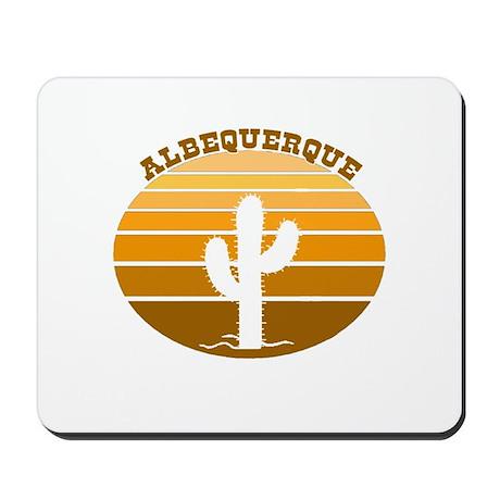 Albequerque, New Mexico Mousepad