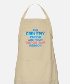 Coolest: Depoe Bay, OR BBQ Apron