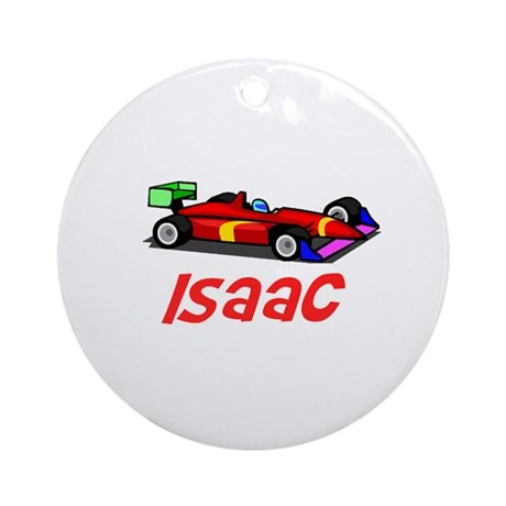 Isaac Ornament (Round)