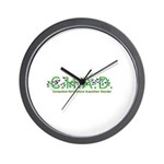 Horticultural Acquisition Wall Clock