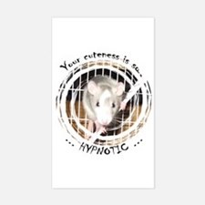 HypnoRodent Rectangle Decal