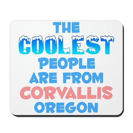 Coolest: Corvallis, OR Mousepad