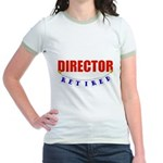 Retired Director Jr. Ringer T-Shirt