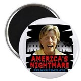 Anti hillary Magnets