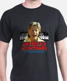 Billary America's Nightmare T-Shirt