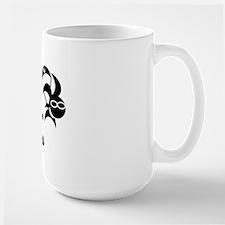 Le Bunderground Large Mug
