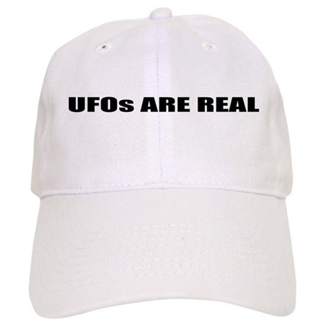 UFOs ARE REAL Cap