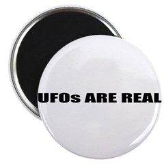 UFOs ARE REAL Magnet