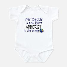 Best Arborist In The World (Daddy) Infant Bodysuit