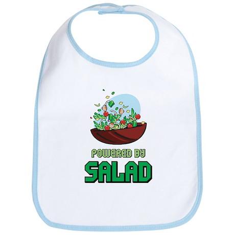 Powered By Salad Bib