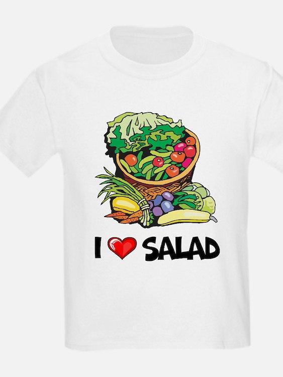 I Love Salad T-Shirt