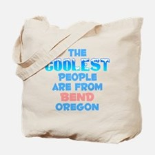 Coolest: Bend, OR Tote Bag