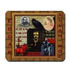 Edgar Allan Poe - Mousepad