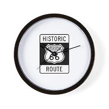 Arizona Historic Route 66 Wall Clock