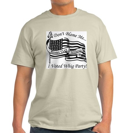 Whig Party Light T-Shirt