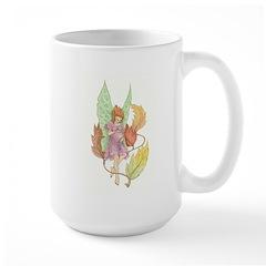 Autumn Expectations Large Mug