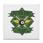 Section Eight Tile Coaster