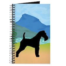 Wild River Wire Fox Terrier Journal