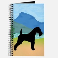 Wild River Wire Fox Terrier Journal