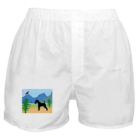 Wild River Wire Fox Terrier Boxer Shorts