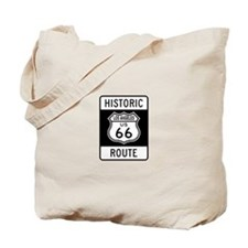 Los Angeles Historic Route 66 Tote Bag