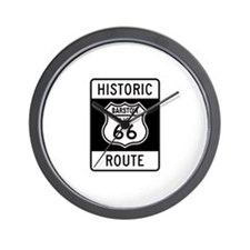 Barstow Historic Route 66 Wall Clock