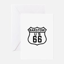 Barstow Route 66 Greeting Cards (Pk of 10)