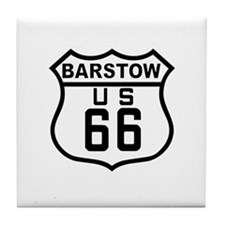 Barstow Route 66 Tile Coaster