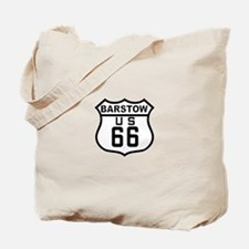 Barstow Route 66 Tote Bag