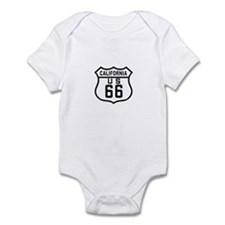 California Route 66 Infant Bodysuit