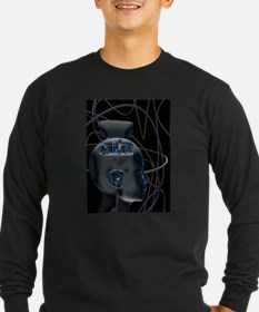 Cute A dark future T