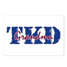 TKD Grandma Postcards (Package of 8)