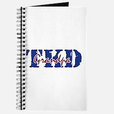 TKD Grandpa Journal