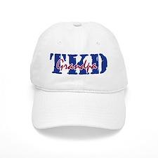 TKD Grandpa Baseball Cap