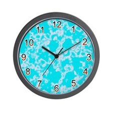 Poolside Wall Clock