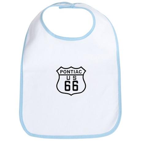 Pontiac Route 66 Bib