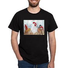 Three Hens T-Shirt