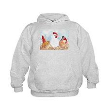 Three Hens Hoodie