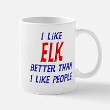 I Like Elk Mug