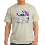 Crochet Purple Light T-Shirt