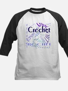 Crochet Purple Tee
