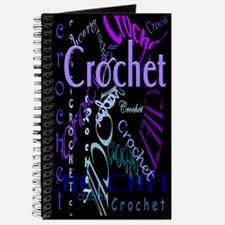 Crochet Purple Journal
