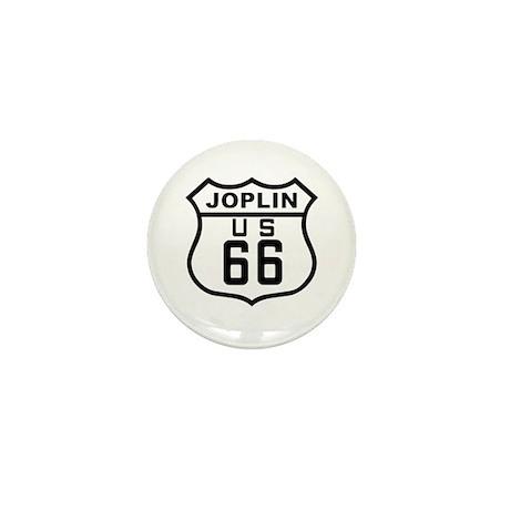 Joplin Route 66 Mini Button (10 pack)