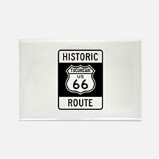 Tucumcari Historic Route 66 Rectangle Magnet