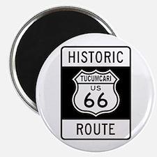 """Tucumcari Historic Route 66 2.25"""" Magnet (10 pack)"""