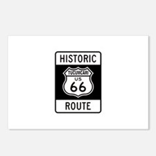 Tucumcari Historic Route 66 Postcards (Package of