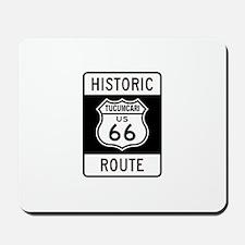 Tucumcari Historic Route 66 Mousepad