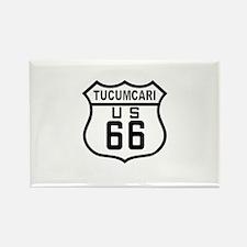 Tucumcari Route 66 Rectangle Magnet (10 pack)